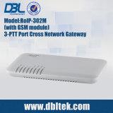 十字ネットワークVoIPのゲートウェイ(RoIP-302M)