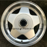 F858 14inchアルミニウム車輪; アフター・マーケット車の合金の車輪の縁
