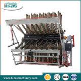 máquina del compositor del portador de la abrazadera de la prensa de 5500kg Phneumatic