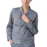 Форма куртки Workwear хлопка одежд работы женщин OEM