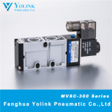 Elettrovalvola a solenoide di gestione pilota di serie MVSC-300-4E2