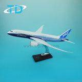 Самолет синтетического материала цвета дома B787 Boeing модельный