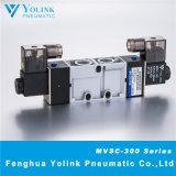 Elettrovalvola a solenoide di gestione pilota di serie Mvsc-460-4e1