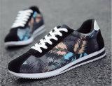 ゴム製Outsoleの人の靴(61202)が付いている靴