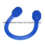 Corda dell'elastico di gomma di stirata del corpo della gelatina dell'espansore di forma fisica