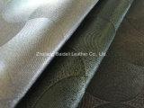 Ткань винила для софы/мебели/мешков/драпирования ботинок