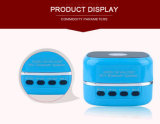Portable LED Magic Square Cube Wireless Customizado Mini Dente Bluetooth Speaker