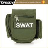 Ferramenta de utilidade de 7 cores Ferramenta de bolsa de cintura Bolsa de ferramentas digital Camo