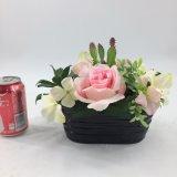 De grotere Ceramische Bonsai van de Kunstbloemen van de Grootte