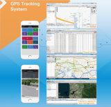 Carro GPS com as rotas em linha do seguimento e do playback da frota (MT05-KW)