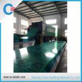 Het groene 6mm TweelingBlad van het Polycarbonaat van de Muur Plastic Holle