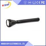 Lanterna elétrica recarregável de alumínio do diodo emissor de luz do CREE 3W