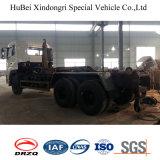 18cbm Dongfeng Kinlandのユーロ5の利き腕の持ち上がるタイプごみ収集車