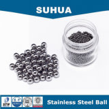 esferas Ss304 de aço inoxidáveis de 11mm para o rolamento