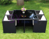 Самомоднейшая напольная мебель ротанга сада
