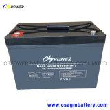 Batterieのゲル12V 100ah Cspowerの深いサイクルの太陽電池Htl12-100