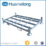 Heiße galvanisierte stapelnde Ladeplatten-Stahlzahnstange für Lager