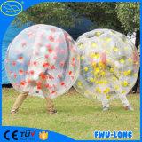 Шарик кольца d и пузыря цветастого Funfair пряжки веревочки раздувной