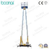 elevatore mobile idraulico dell'uomo dell'albero di altezza di 9m con Ce