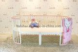 أطفال أثاث لازم طفلة أثاث لازم خشبيّة معدن قابل للتحويل جون سرير خفيف قابل للتحويل مستديرة طفلة جون