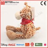 Het bevordering Gevulde Stuk speelgoed van de Giraf van Dieren Zachte voor de Jonge geitjes van Kinderen