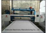 De automatische Lange Scherpe Machine van het Polyurethaan van het Schuim van de Spons van Bladen met Rolling