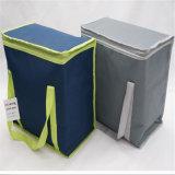 Sac portatif de déjeuner de sac d'isolation thermique de paquet de glace de sac de glace (GB#252)