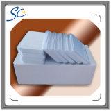 Tarjeta de la identificación del PVC del espacio en blanco RFID del estándar de ISO para el asunto