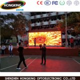 높은 광도 광고를 위한 옥외 풀 컬러 LED 게시판