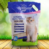 Bohnengallerte-Tofu Clumpling Katze-Sänfte