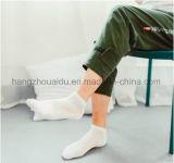 Reine einfache Geschäfts-Freizeit-Baumwolle für Mann-Knöchel-Socke