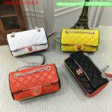 La mode de femmes de constructeur la plus neuve met en sac le sac d'épaule de sac à dos/sac à main/blanc/rouge/noir/bleu/jaune simples