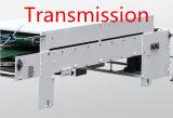 Unterschiedlicher Bewegungssteuergewölbter Kasten, der Maschine mit unterem Verschluss (GK-1200PC) sich faltet, klebend