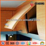 Comitato composito di alluminio di granulazione di legno e del legname del Governo di parete (AE-303)