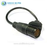 Iveco 30 de Kabel van de Vrachtwagen van de Speld voor Cdp het Kenmerkende Hulpmiddel van Vrachtwagens