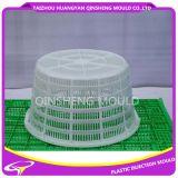 Molde de cesta de roupas sujas Circular de injeção de plástico