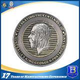Изготовленный на заказ монетка металла 3D с прозрачной эмалью (Ele-C033)