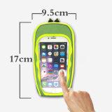 Touchscreen Sport Running Gym Arm Bag Bolsa de pulso para iPhone