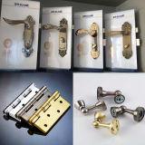 Porte de placage en MDF à une seule feuille de conception (GSP8-001)