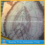 Natürlicher SteinmarmorluxuxOnyx für Innendekoration, Hintergrund-Wand