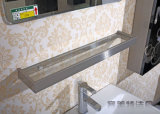 Vanité accessible grande d'acier inoxydable d'usine de meubles de Foshan pour la salle de bains