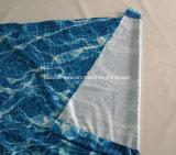 Глянцеватые знамена ткани полиэфира полного цвета (SS-SF-79)
