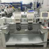 Máquina de alta velocidade do bordado de 2 cabeças para Comercial e o uso industrial