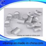 Roestvrij staal 304 het Handvat van de Deur van het Glas