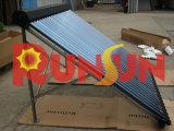 Verteilerrohr evakuierter Schlauch-Solarwarmwasserbereiter-Kollektor (relative Feuchtigkeit)