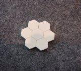 Mattonelle di ceramica dell'allumina esagonale & piccole mattonelle