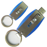 Venta al por mayor popular que desliza el mecanismo impulsor de vaivén del flash del USB del metal