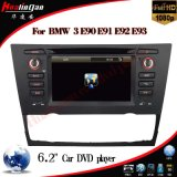 Véhicule spécial DVD GPS pour la série E90 E91 E92 E93 de BMW 3 avec le climatiseur automatique de fonction d'écran tactile de Bluetooth/Radio/RDS/TV/Can Bus/USB/iPod/HD (HL-8798GB)