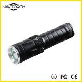 Nachladbare 450 Lumen imprägniern taktische LED-Fackel (NK-2667)
