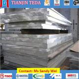 Placa del aluminio de la alta calidad 5052 para el tanque de petróleo